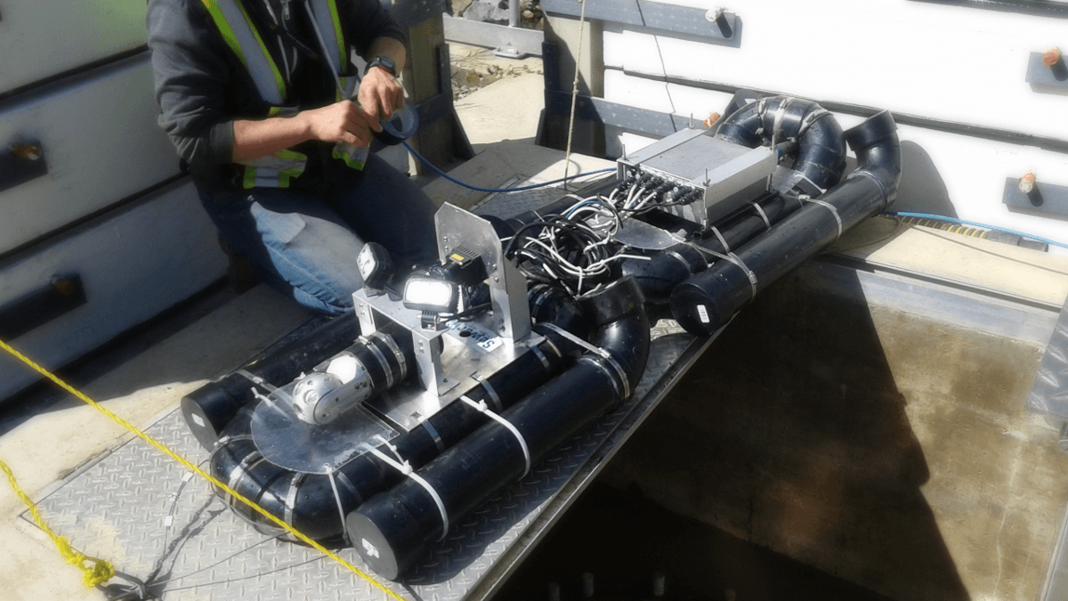 MSI - SewerVUE Technology - Multi-Sensor Pipeline Inspection System