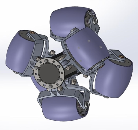 visualisation of the SewerVUE ACPS